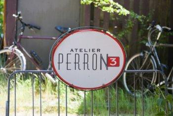 Diefstal fietsenrek bij Perron 3